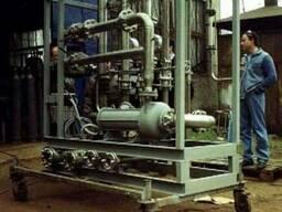 Установка УПСБТ для компаундирования топлив и масел