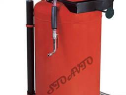 Установка вакуумного отбора масла на 80 литров