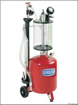 Установка вакуумная, оборудование замены масла flexbimec 3027
