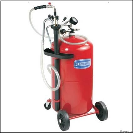 Установка вакуумная, оборудование замены масла flexbimec 3080