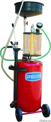 Установка вакуумная, оборудование замены масла flexbimec 3095