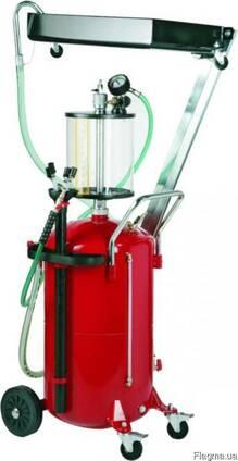 Установка вакуумная, оборудование замены масла flexbimec 3190