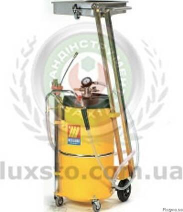 Установка для вакуумной откачки масла meclube 1452