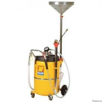 Установка для вакуумной откачки масла meclube 1430
