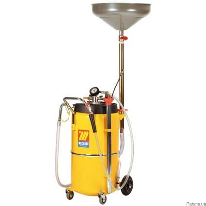 Установка для вакуумной откачки масла meclube 1432