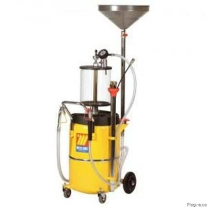 Установка для вакуумной откачки масла meclube 1442