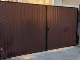 Заборы ворота калитки установка заборов заборы из профнастила сварочные работы