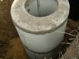 Установка выгребных, сливные ямы копка канализации, септика - фото 2
