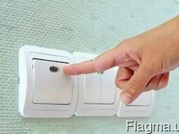 Установка выключателей - Швидко сервіс