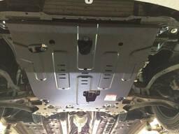 Установка защиты двигателя