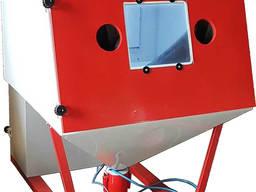 Установки абразивоструменевої очистки поверхонь типу МАК2