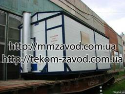 Установки котельные паровые модульные ПКН-2Г (газ)