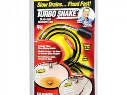 Канализационный трос для чистки Turbo Snake