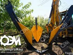 Устройство для пересадки деревьев УПД 308Р