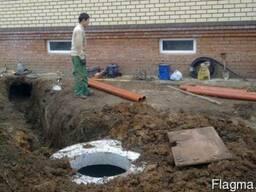 Монтаж канализации, в Одессе