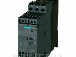 Устройство плавного пуска Siemens серии Sirius 3RW40, 15 кВт, 3RW4027-1BB14