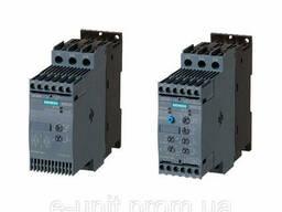 Устройство плавного пуска Siemens серии Sirius 3RW40, 22 кВт, 3RW4036-1BB14