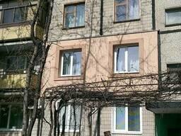 Утепление фасада дома, квартиры. Герметизация швов