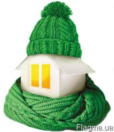 Утепление фасадов дома