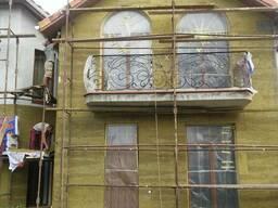 Утепление фасадов домов Одесса