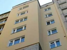 Утепление Фасадов квартир, домов. Работы на высоте