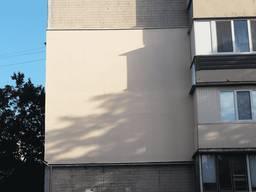Утепление фасадов стен в Киеве