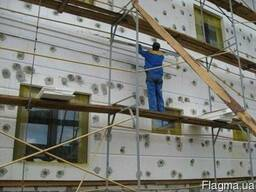 Утепление фасадов утепление квартир ремонт швов промальп