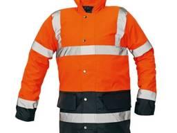 Куртка дорожника утепленная Серфио