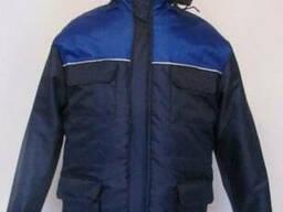 """Утепленная куртка """"Юпитер"""", рабочая одежда пошив оптом"""