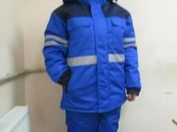 Пошив под заказ утепленных курток
