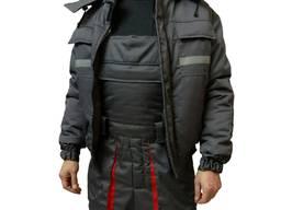 Утепленный зимний костюм для СТО