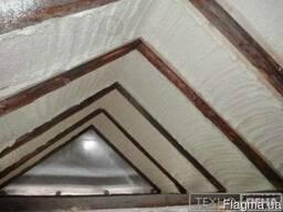 Утеплення підлоги та стелі