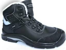 Утепленные ботинки