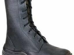 Утепленные ботинки на ПУП
