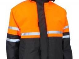 Светоотражающая рабочая куртка