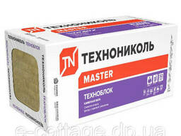 Утеплитель для дома в плитах Техноблок стандарт 45 кг/м3