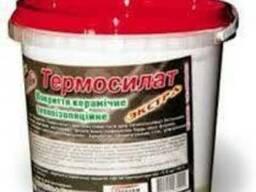 Утеплитель жидкий термосилат экстра