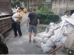 Утилізація будівельного сміття луцьк