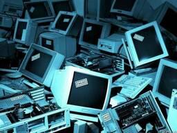 Утилизация списанного оборудования, копьютерной и оргтехники