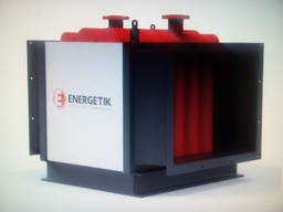 Утилизатор тепла дымовых газов УГВ-1