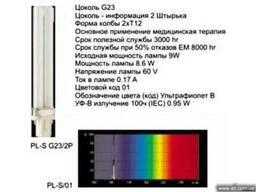 Лампа Philips PL-S 9W/01/2P