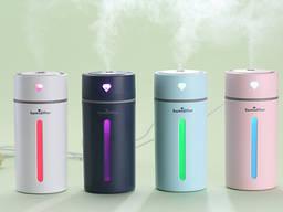 Увлажнитель-ночник мини Diamond Cup Humidifier