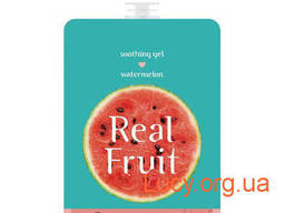 "Увлажняющий гель ""Арбуз"" Skin79 Real Fruit Soothing Gel. .."