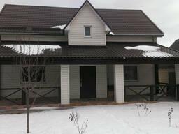 Уютный готовый дом с качественным ремонтом Путровка