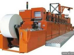 Узкорулонные флексографические печатные машины