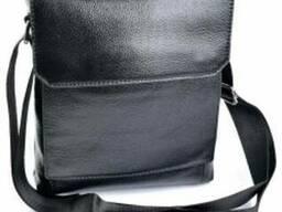 В ассортименте мужские сумки из натуральной кожи