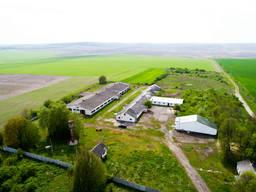 Продается комплекс на 2. 1 га. г. Дубно | ферма или комплекс