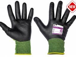В'язані безшовні рукавички SITTA FULL