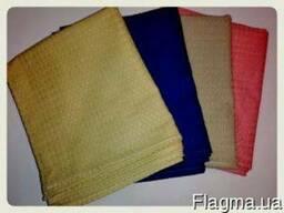 Полотенца махровые, разные цвета