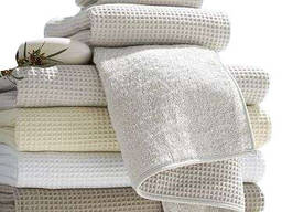 Вафельные полотенца для гостиниц Турция опт и розница